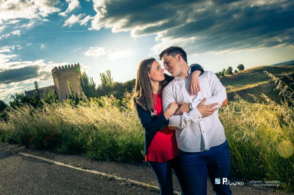 Boda y pre-boda resumen Santiago y Marta Palencia