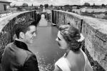 Vídeo /Resumen del enlace en el que Santi y Marta mostraron a todos su alegría y buen gusto, toda una boda de detalles celebrada en Monzón de Campos, Palencia.