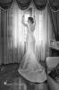 boda preparativos de Marta, vestido de novia impresionante, guapísima.